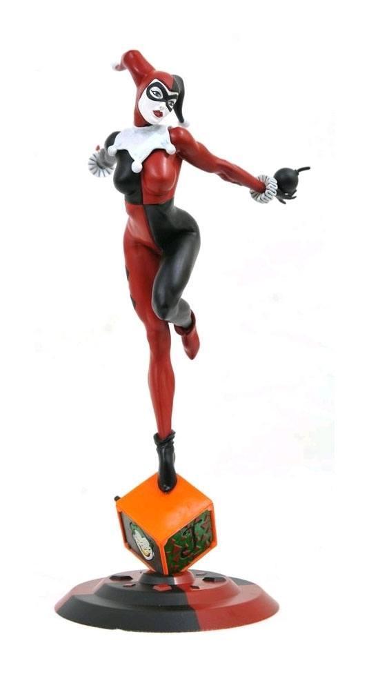 DC COMICS - Gallery - Classic Harley Quinn - Statuette - 23cm