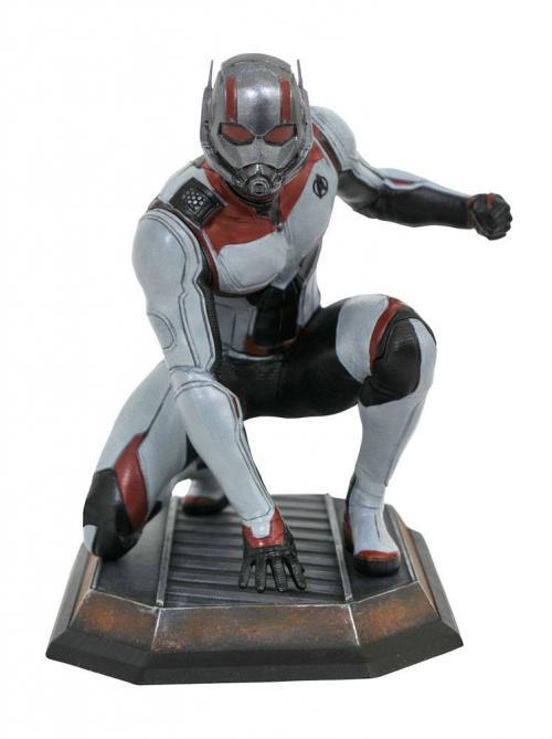 MARVEL - Quantum Realm Ant-Man - Statuette 23cm