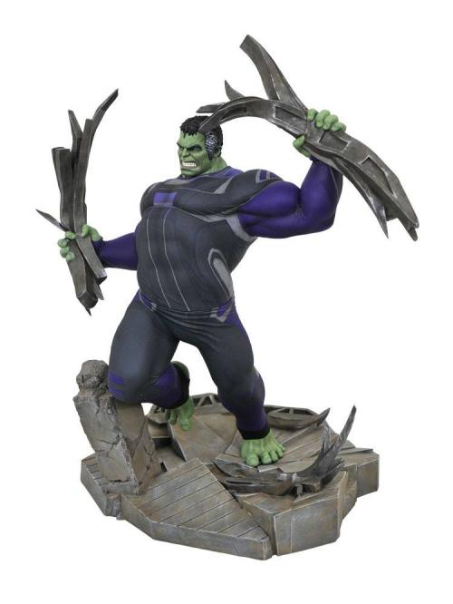 AVENGERS ENDGAME - Tracksuit Hulk - Diorama Comic Gallery 23cm
