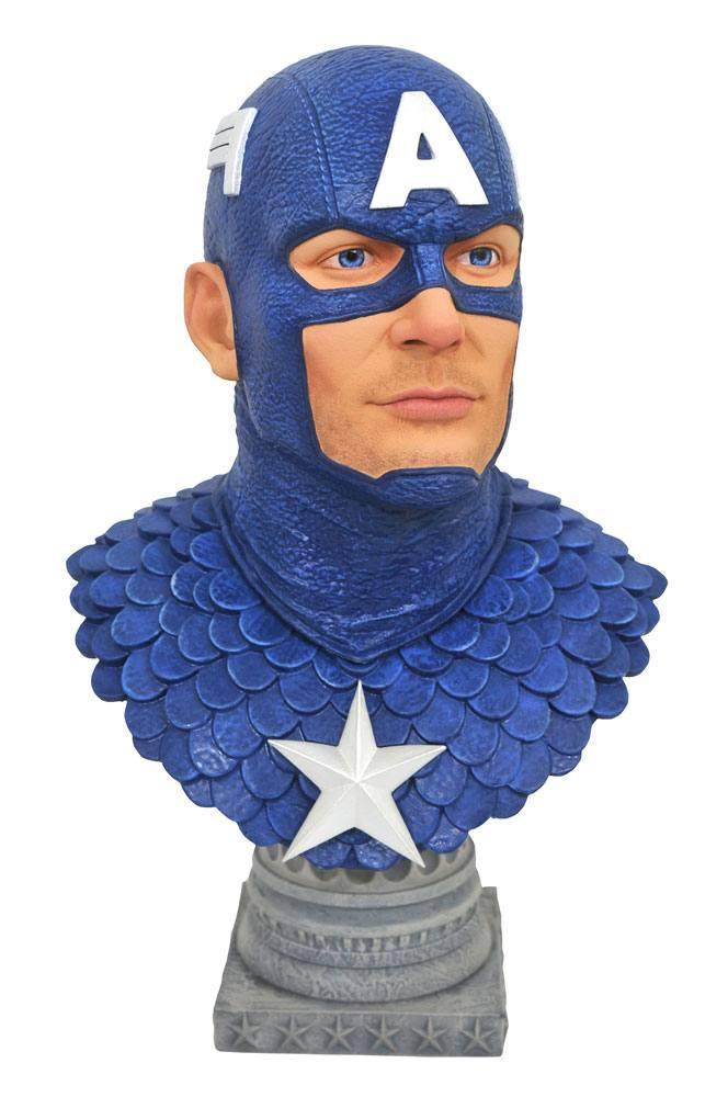 MARVEL - Captain America - Buste 25cm_1