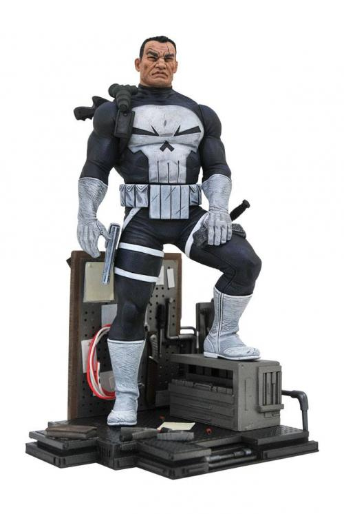 MARVEL - The Punisher - Diorama Comic Gallery 23cm