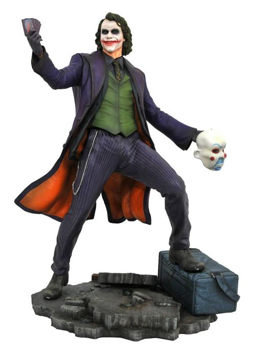 DC MOVIE GALLERY - The Joker - 23cm