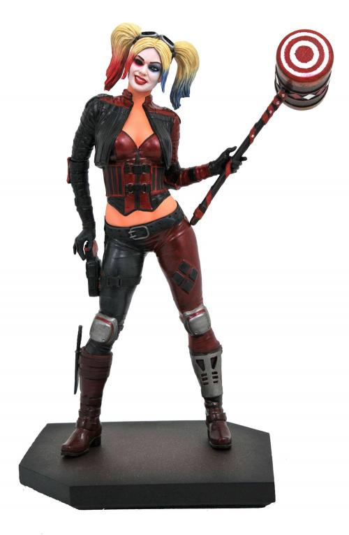 INJUSTICE 2 - Harley Quinn - Figurine DC Video Game Gallery 23cm