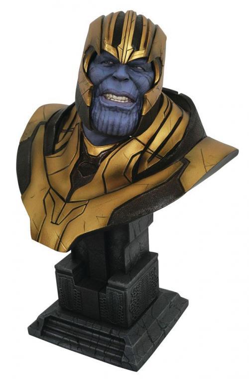 MARVEL - Avengers - Thanos - Infinity War - Buste 3D - 28cm