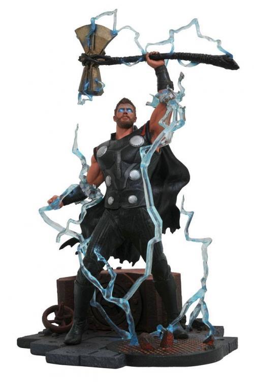 MARVEL - Gallery Statuette Avengers Infinity War Thor - 23cm