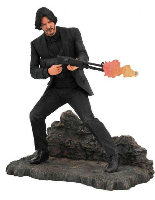 JOHN WICK - Catacombs - Figurine 23cm