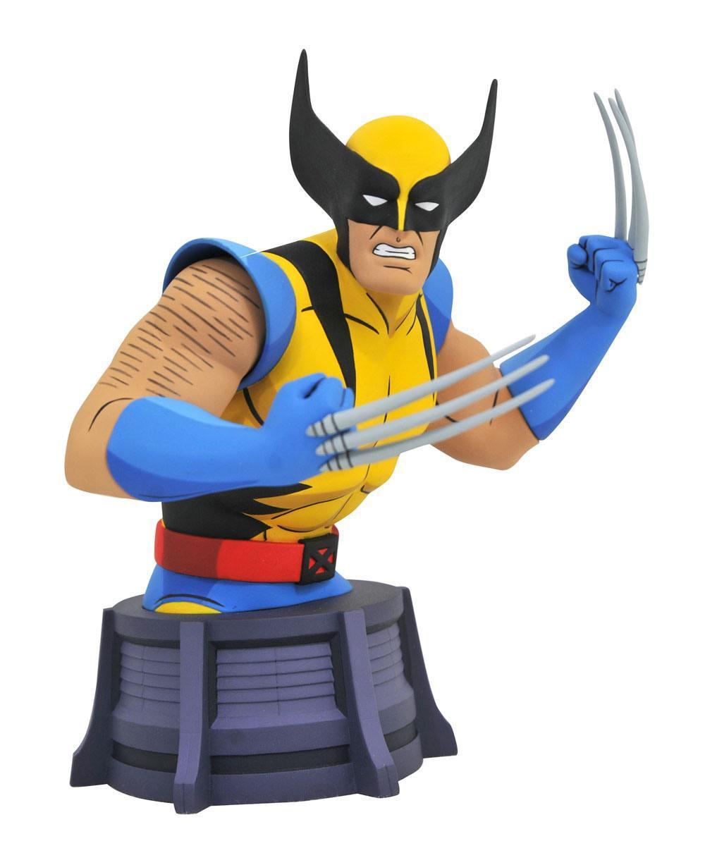 MARVEL - Wolverine - Buste 15cm_1