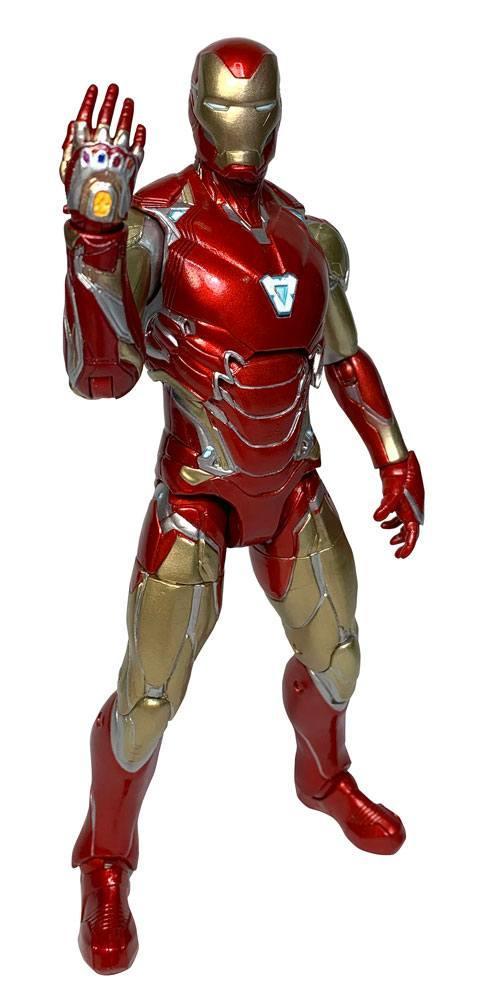 AVENGERS ENDGAME - Iron Man Mark 85 - Figurine articulée 18cm