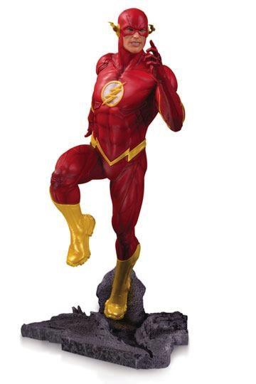 DC COMICS - Core Statue - The Flash - 23cm 'LIMITED 5000p'