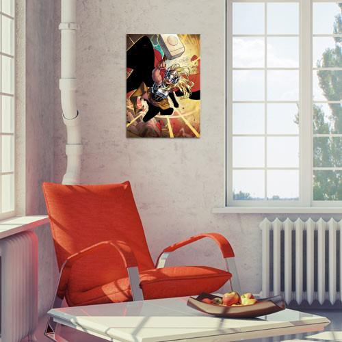 MARVEL ALL NEW - Magnetic Metal Poster 45x32 - Thor Jane Foster (M)_3
