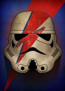 STAR WARS MASKED TROOPER - Magnetic Metal Poster 68x48 - Ziggy (L)