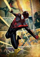MARVEL ALL NEW - Magnetic Metal Poster 15x10 - Spider-Man (S)