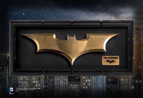 BATMAN - The Dark Knight - The Batarang - Réplique