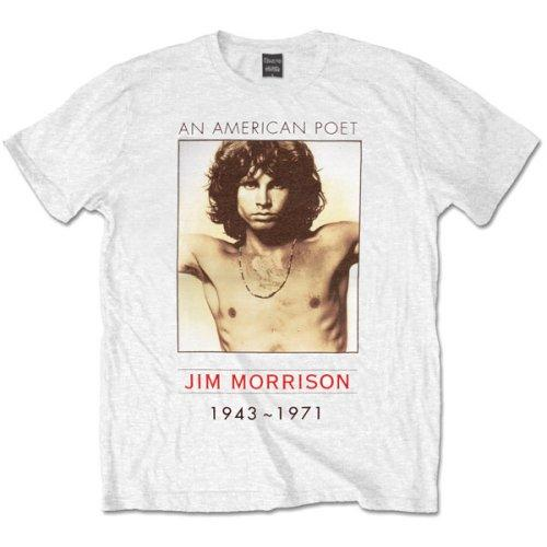 THE DOORS - T-Shirt - American Poet (L)