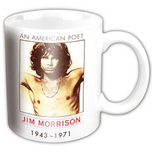 THE DOORS - Mug 315 ml - American Poet