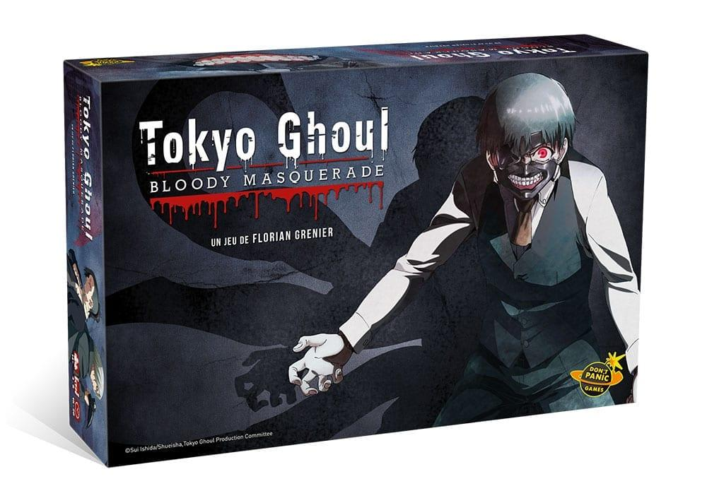 TOKYO GHOUL - Bloody Masquerade 'Version Anglaise'