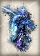 RAPTURE- Magnetic Metal Poster 45x32 - Sephiroth