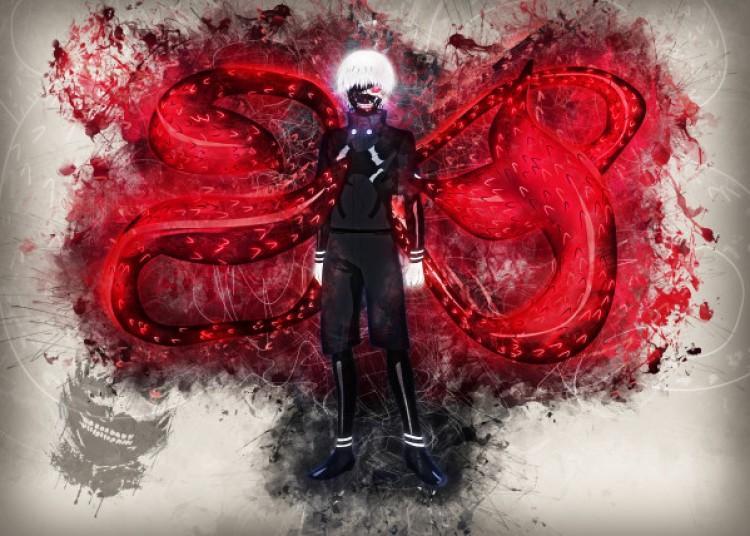 RAPTURE- Magnetic Metal Poster 45x32 - Tokyo Ghoul
