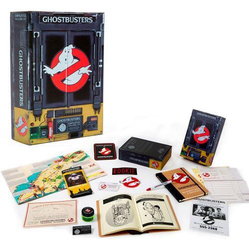 GHOSTBUSTERS - Giftbox - Kit de bienvenue pour l'employé (Version UK)