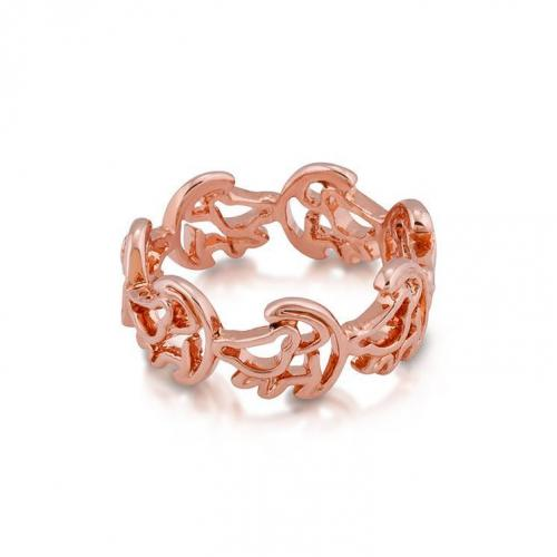 LION KING - Simba Ring 'Rose Gold Plated' (Size 6)