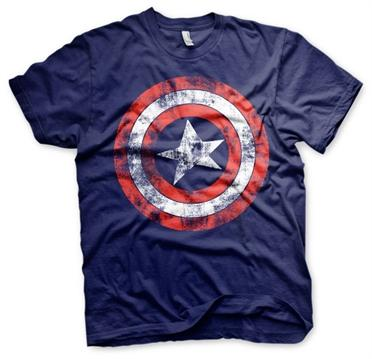 CAPTAIN AMERICA - Shield - T-Shirt (S)