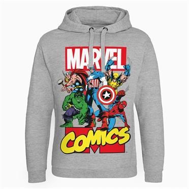 MARVEL COMICS - Sweat Hoodie - (S)