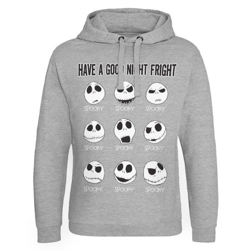 NBX - Have a Good Night Fright - Sweat Hoodie - (S)