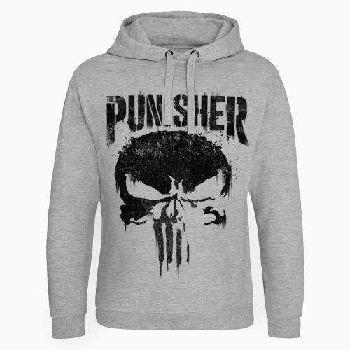THE PUNISHER - Big Skull - Sweat Hoodie - (S)