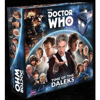 DOCTOR WHO - Time of the Daleks_2