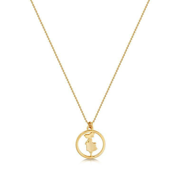 ALICE IN WONDERLAND - Signature Alice Collier 'Gold Plated'