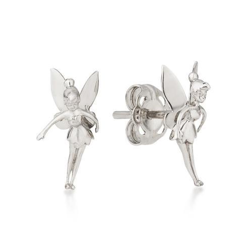 DISNEY METAL PRECIOUS - Tinker Bell Earrings 'Sterling Silver'