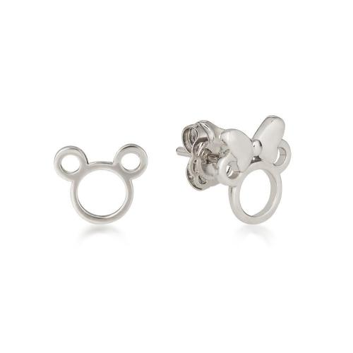 DISNEY METAL PRECIOUS - Mix-Match Earrings 'Sterling Silver'
