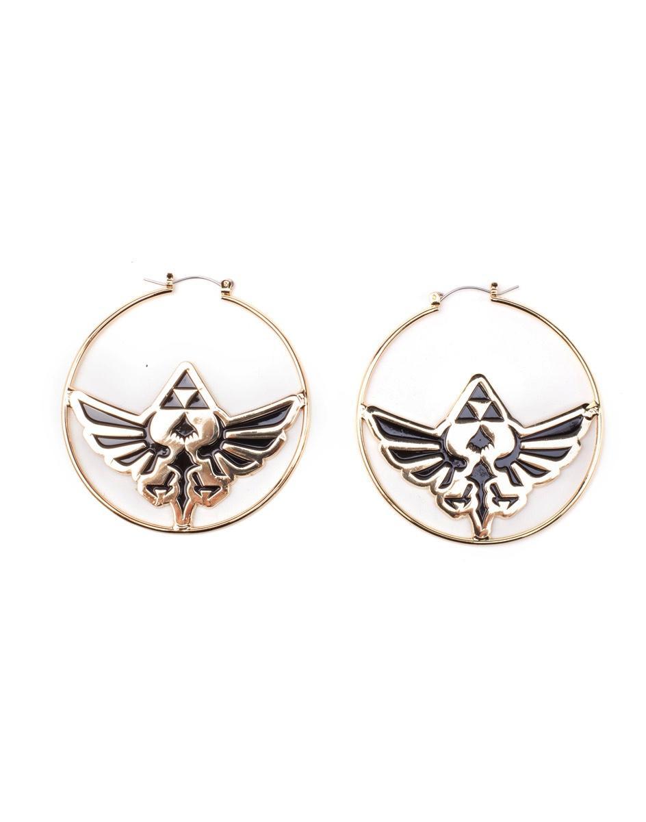 ZELDA - Zelda Loop Earrings