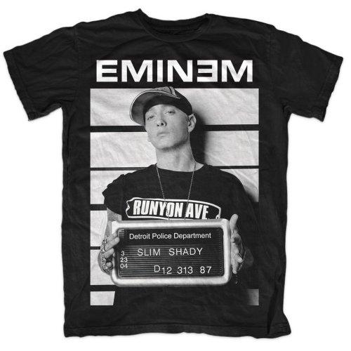 EMINEM - T-Shirt - Arrest (L)