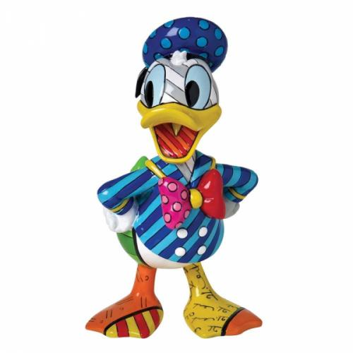 DISNEY Britto - Donald Duck - '18x10.5x9'