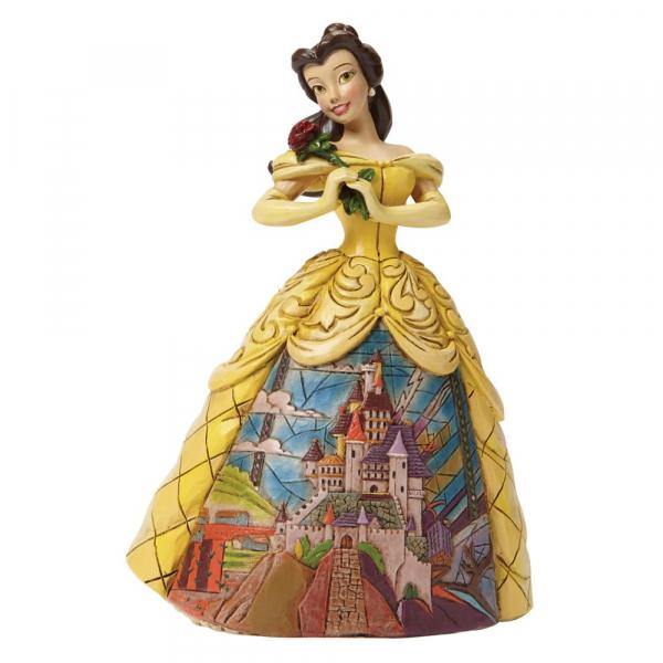 DISNEY Traditions - La Belle et la Bête - Belle - 16cm