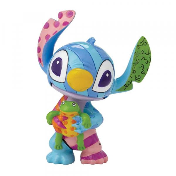 DISNEY Britto - Mini Figurine Stitch - '9x4x7'