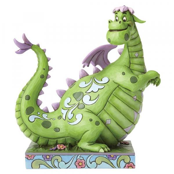 DISNEY Traditions - Elliott Dragon - A boy's best friend - '23x14x22'