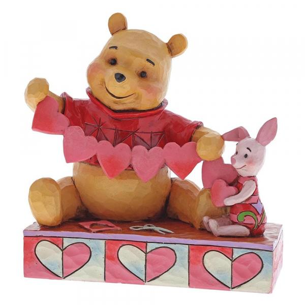 DISNEY Traditions - Winnie & Porcinet - '14x7x13.5'_2