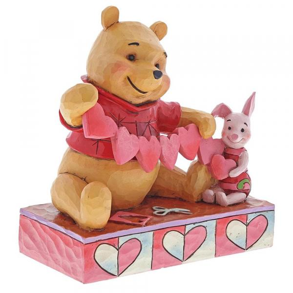 DISNEY Traditions - Winnie & Porcinet - '14x7x13.5'_3