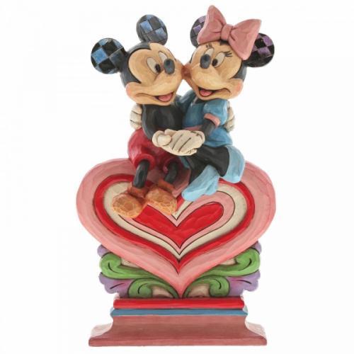DISNEY Traditions - Heart to Heart - Figurine '22x5x13'