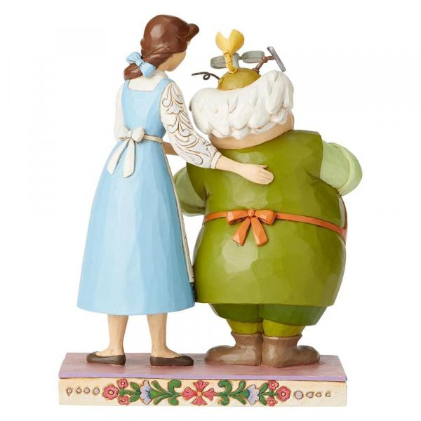DISNEY Traditions - Belle & Maurice - Devoted Daughter - 13cm_2