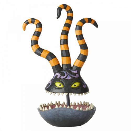 DISNEY Traditions - Harlequin Demon Candy Dish - Figurine '27x16.5x13'