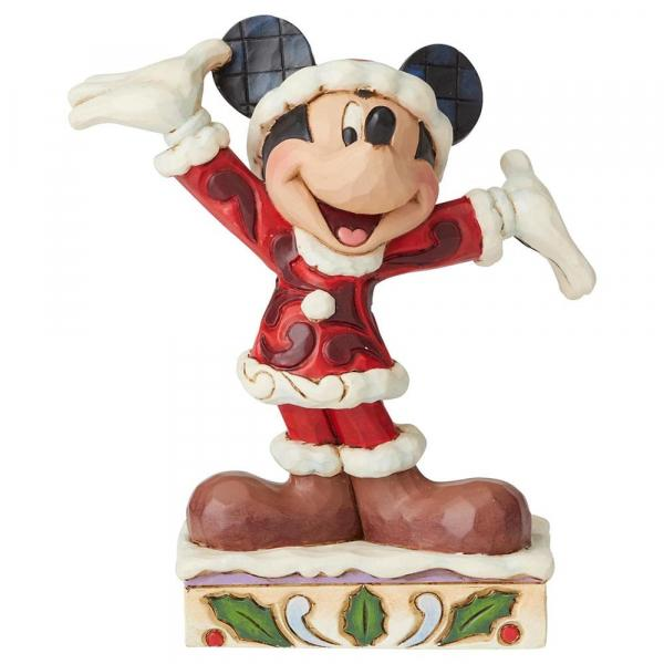 DISNEY Traditions - Mickey Mouse Splendid Season - '12x6x10.5'