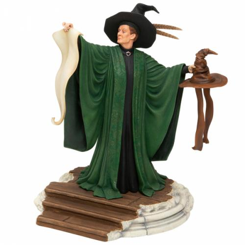 HARRY POTTER - Statuette Minerva McGonagall - Year One - '25x19x21'