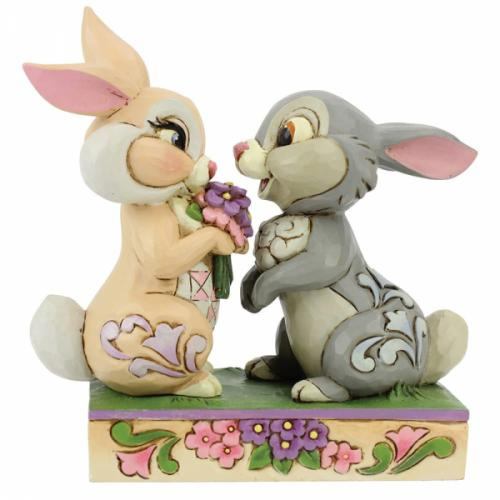 DISNEY Traditions - Panpan & la lapine - Bunny Bouquet - '10x5x10'