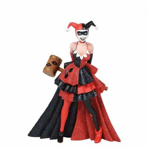 DC COMICS - Couture de Force Harley Quinn - Figurine '20x9x16'