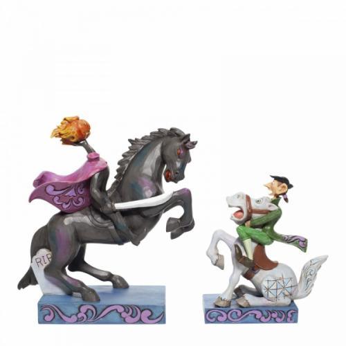 DISNEY Traditions - Headless Horseman - Figurine '18x19x6.5'