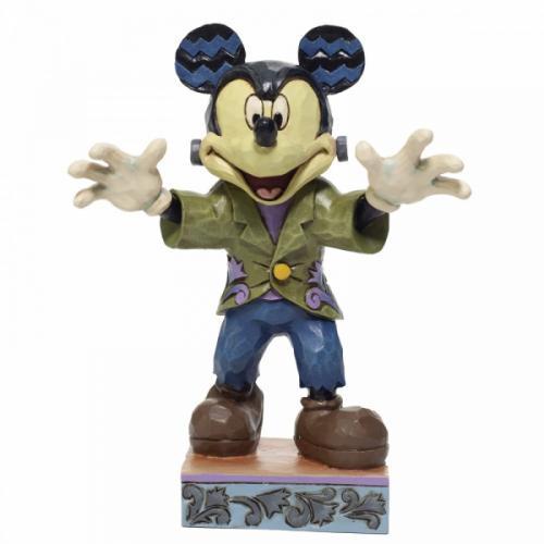 DISNEY Traditions - Mickey Mouse Halloween - Figurine '13.5x9.5x6.5'