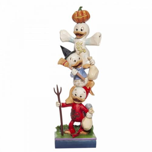 DISNEY Traditions - Riri, Fifi & Loulou - Figurine '21.5x5.5x6.5'